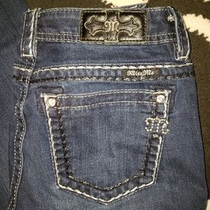 Miss Me Bootcut size 30